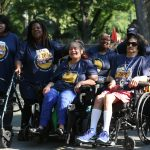 Team UCP at the 14th Annual Achilles Hope and Possibility race, Central Park.