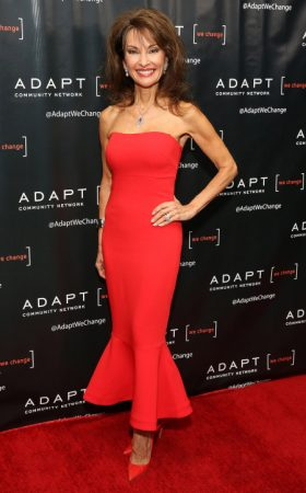 NEW YORK, NY - MARCH 09: Actress Susan Lucci attends the UCP of NYC 70th Anniversary Celebration Gala at New York Hilton Midtown on March 9, 2017 in New York City. (Photo by Monica Schipper/WireImage)