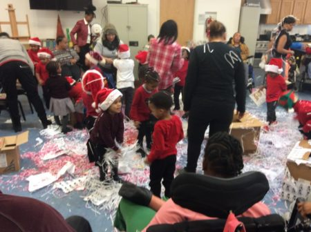 69f56129cbba0 Harlem ADAPT Paper Snowman Making Contest - ADAPT Community Network