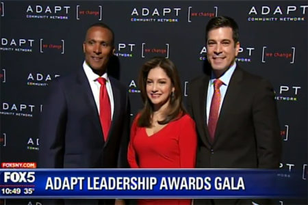 Steve Lacy Discusses the ADAPT Leadership Awards Gala on FOX