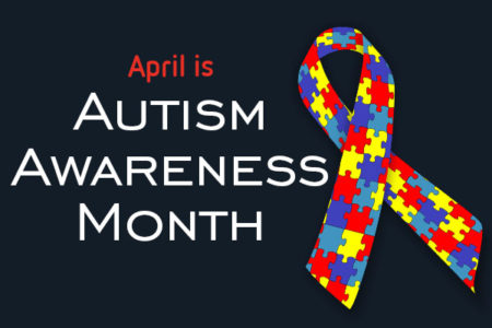 Image result for images of autism awareness month